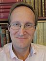 Porträtt av utbildningsledare Lars